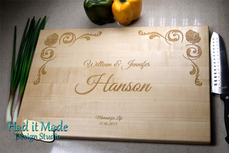 Decorative Cutting Board F2